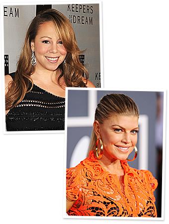 Mariah Carey, Fergie