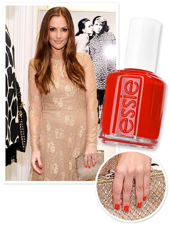 Minka Kelly Nail Polish