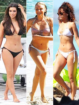 Kim Kardashian, Cameron Diaz