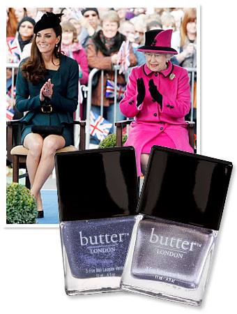 Butter London - Queen Elizabeth