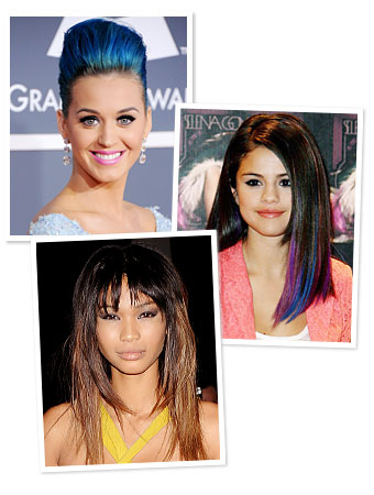 Katy Perry, Selena Gomez, Chanel Iman