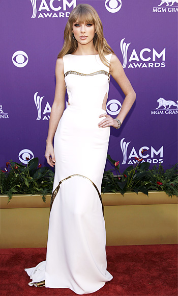 Taylor Swift, 2012 ACM Awards