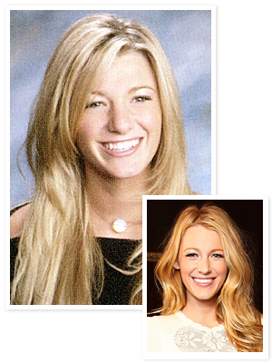Blake Lively high school