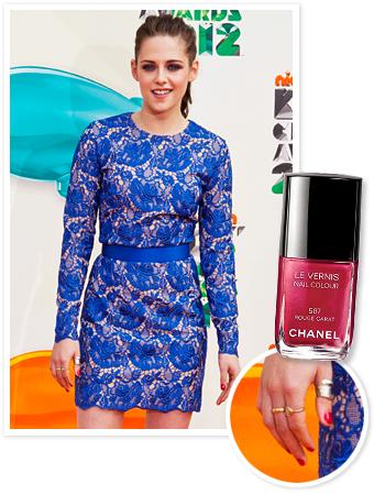 Kristen Stewart - Nails