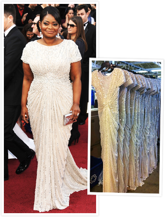 Octavia Spencer, Tadashi Shoji