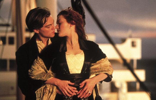 Titanic, Kate Winslet, Leonardo DiCaprio