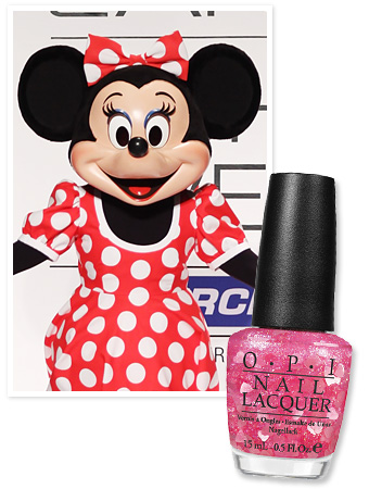 Minnie Mouse OPI