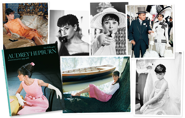 Audrey Hepburn book