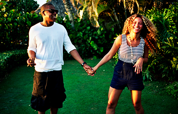 Beyonce, beyonce.com, Jay-Z