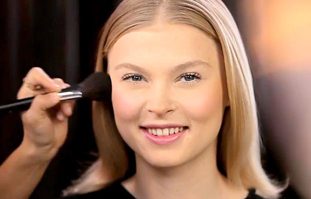 Bronzer, Makeup