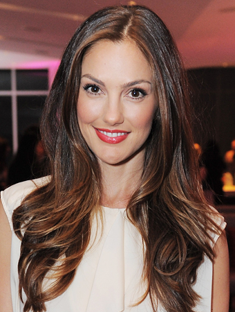 Minka Kelly, Red Lips
