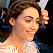 How to Recreate Emmy Rossum's Braid Crown