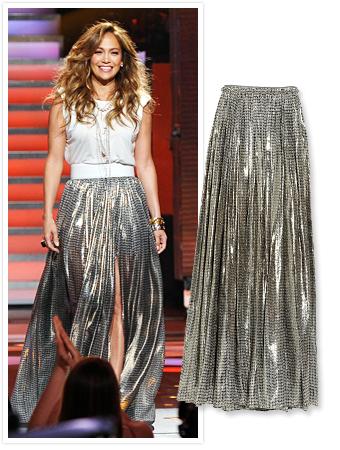 Jennifer Lopez, Lanvin