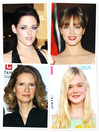 Kristen Stewart, Leighton Meester, Cynthia Nixon, Elle Fanning