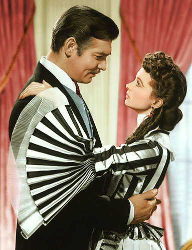 Scarlett and Rhett, Gone with the Wind