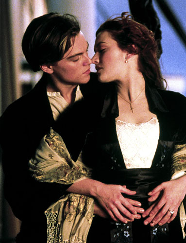 Jack and Rose, Titanic