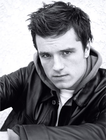 Josh Hutcherson, InStyle April 2012