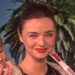 Miranda Kerr Gets a Special Gift from Ellen DeGeneres