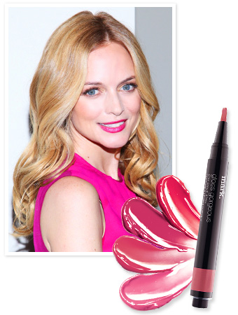 Heather Graham, mark