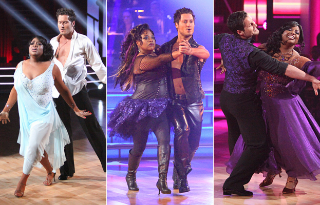 Sherri Shepherd, Val Chmerkovskiy, Dancing With the Stars