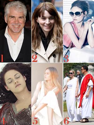 Gary Ross, Rooney Mara, Mila Kunis