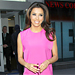 Found It! Eva Longoria's Hot Pink Dress
