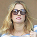 Drew Barrymore Ditched Ombre Hair for Solid Blond
