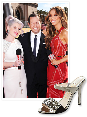 E! Live from the Red Carpet Shoe Collection