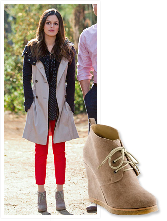 Rachel Bilson, Hart of Dixie, ShoeMint
