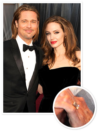 Angelina Jolie Engaged