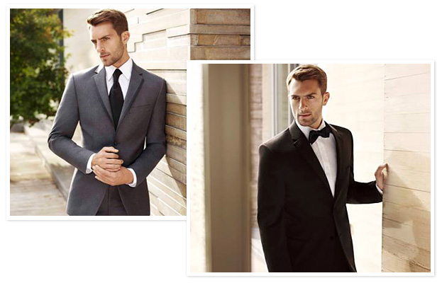 Vera Wang for Men 39s Wearhouse Courtesy of Black by Vera Wang