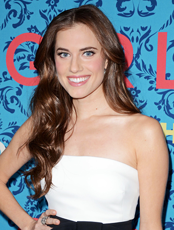 Allison Williams, Girls