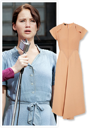 Calvin Klein, Katniss