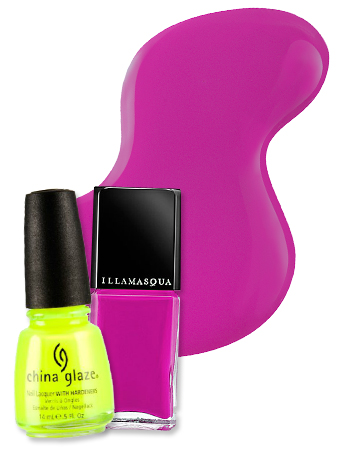 Neon Nail Polish