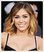 Miley Cyrus Nail Polish