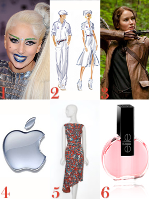 Lady Gaga, Ralph Lauren, Catching Fire
