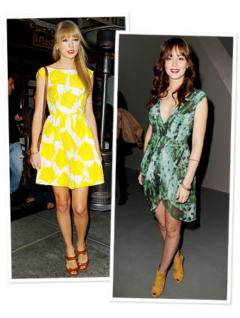 Taylor Swift, Leighton Meester