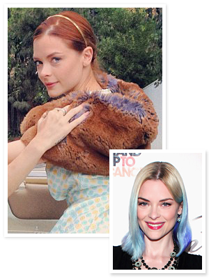 Jaime King Red Hair