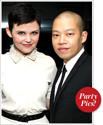 Jason Wu and Ginnifer Goodwin