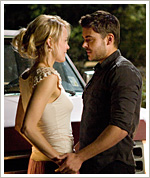 The Lucky One, Taylor Schilling, Zac Efron