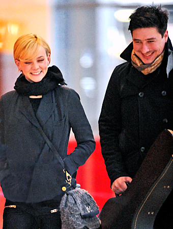 Carey Mulligan, Marcus Mumford