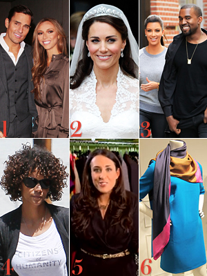 Guiliana Rancic, Kate Middleton