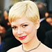 Michelle Williams Ready for Dawson Reunion, A Christian Grey Wannabe, and More