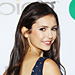 Nina Dobrev's Perfect Blowout: Her Secret Weapon