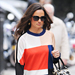 Pippa Middleton Tries the Color-Blocking Trend