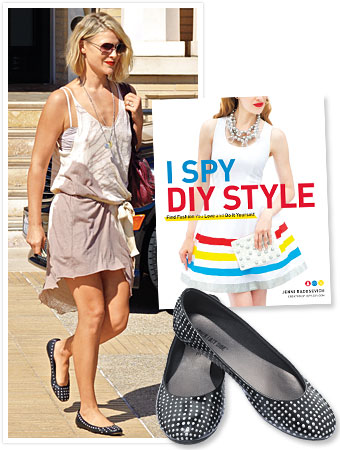 Ali Larter, I Spy DIY Style