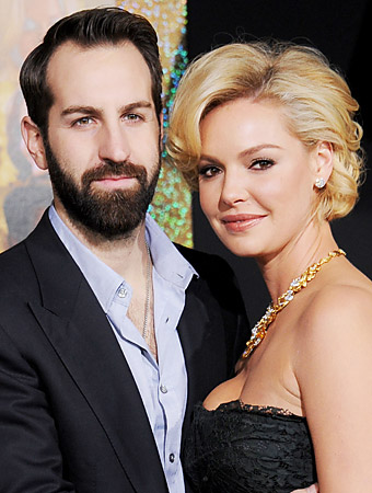Katherine Heigl couple