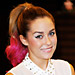"New Hairstyle Alert: Lauren Conrad's Pink ""Bouncy Barbie Ponytail"""