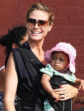 Heidi Klum, Babies 'R' Us, Truly Scrumptious by Heidi Klum