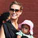 "Heidi Klum and Babies 'R' Us to Launch ""Truly Scrumptious"" Baby Line"